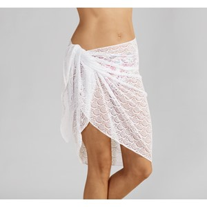 Amoena Beach Skirt white