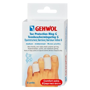 Gehwol gel toe protection ring liten