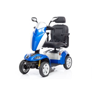 KYMCO AGILITY SAPHIRE BLUE ELECTRIC SCOOTER