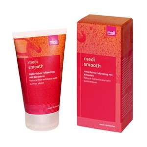 medi smooth fotskrubb 150 ml