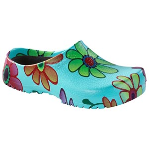 Super Birki Clog Flower